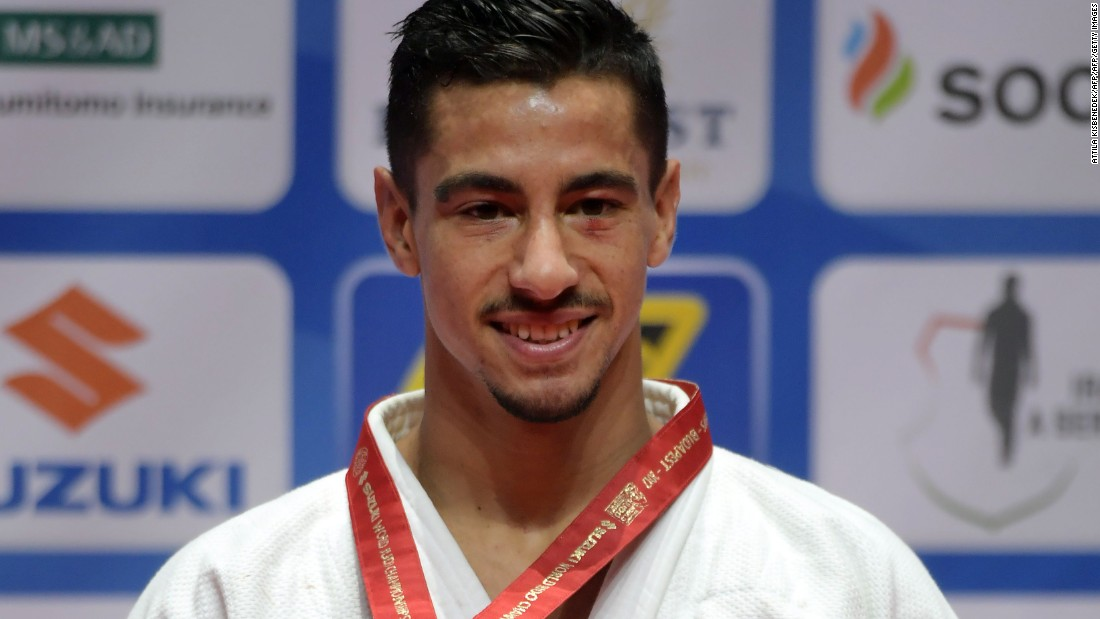 IJF suspends Abu Dhabi Grand Slam and the Tunis Grand Prix